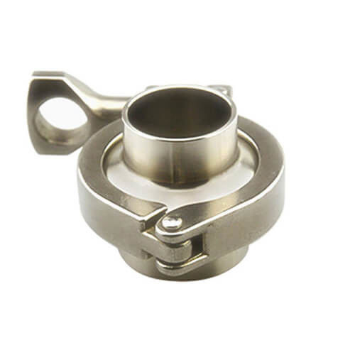 Sanitary Food Grade Heavy Duty Stainless Steel ss304 Tri Clamp Set
