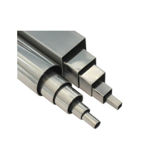 Sanitary Stainless Steel ss304 ss316L food Grade Square pipe tubing
