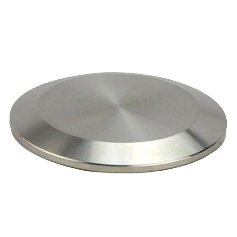 Stainless Steel 304 316L Sanitary ISO/DIN/3A/SMS Blank End Cap