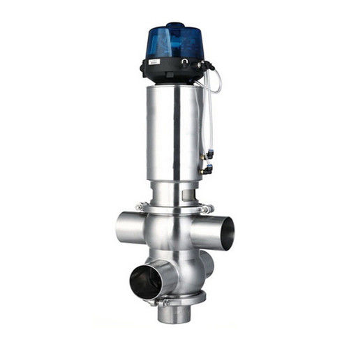 Sanitary Stainless Steel 316L 3A Manual Tank Bottom Diaphragm Valve