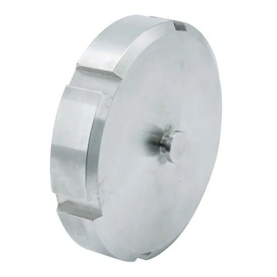 High Purity Hygienic Sanitary Tri Clamp Butterfly Valve With Pull Handle