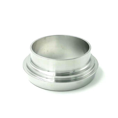 DIN Standard Sanitary Union , Dairy Hygienic Stainless Steel 304 316L Union
