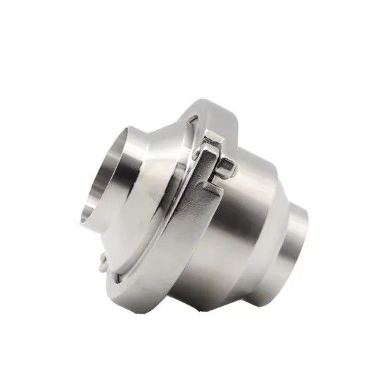Hygienic Stainless Steel Sanitary Non Return Clamped Check Valve