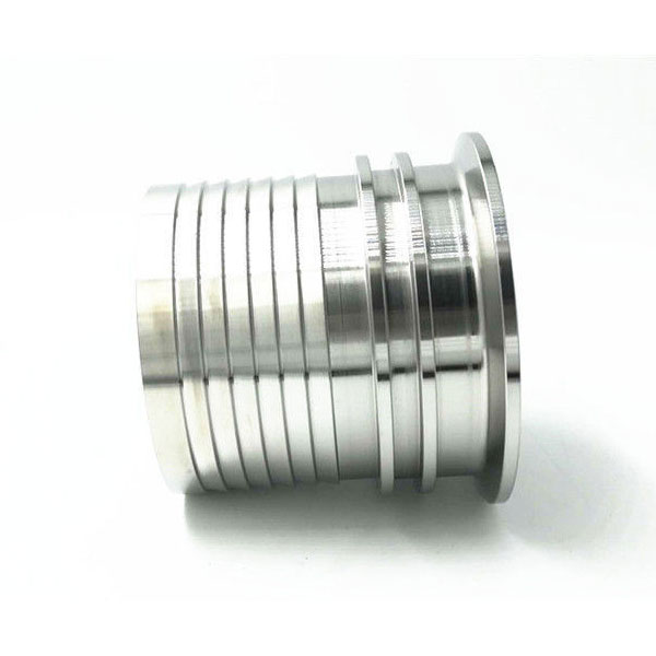 1/2 Inch Sanitary Ferrule Adaptor Stainless Steel Food Grade 21mp Male Threaded Nipple