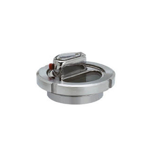 stainless steel food equipment union type sight glass with light