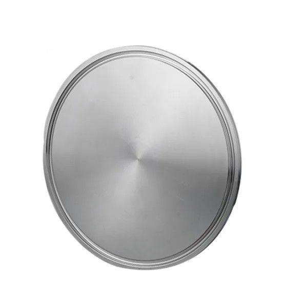 Food Grade Sanitary Fittings Blank Nut End Cap Tri Clamp Blank Cap