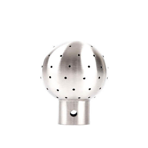 SS304 316L Sanitary Stainless Steel Rotary Cleaning Spray Ball for Tank