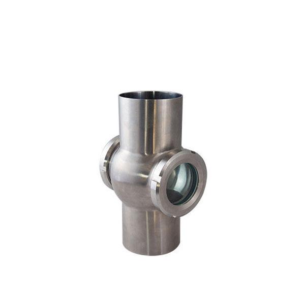 Hygienic Sanitary Stainless Steel 316L Butt Weld Non Return Check valve