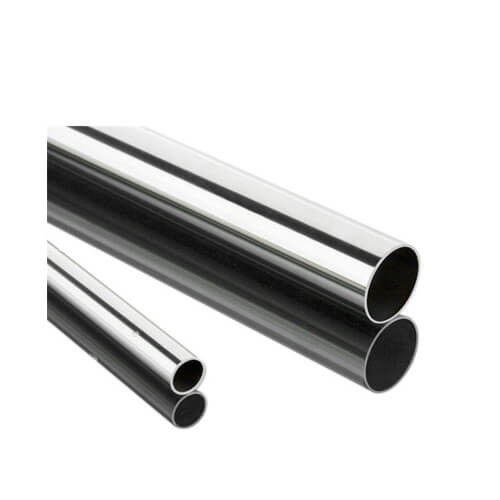 Food Grade Stainless Steel Sanitary Tubing , BA Bright Annealed Tube For Steel Water Tanks