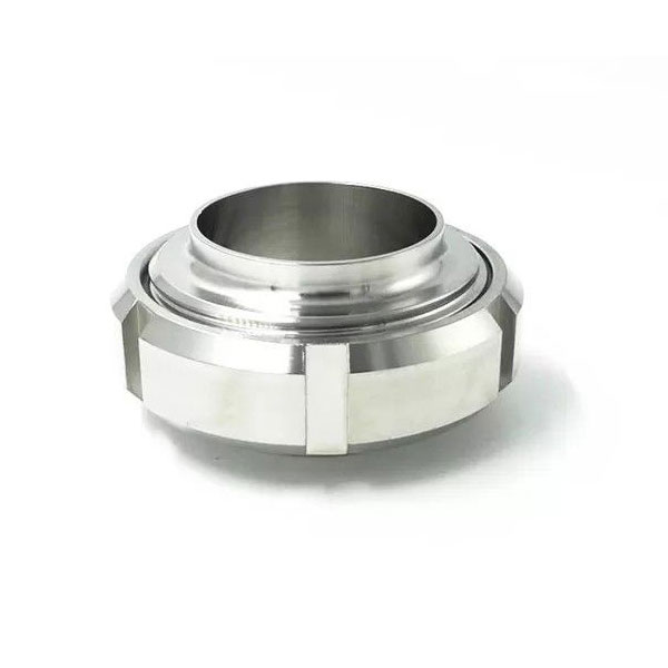 304 316L Sanitary Stainless Steel Food Grade SMS Welding Union pipe fittings