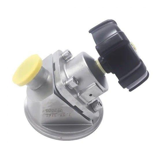 Sanitary Stainless Steel SS316L Manual Tri Clamp Diaphragm Tank Bottom Valve