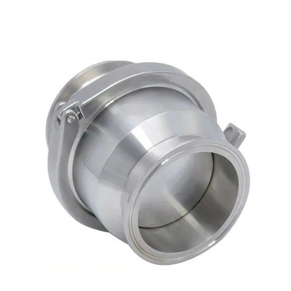 Food Grade Stainless Steel 304 316L Sanitary Tri Clamp Check Valve