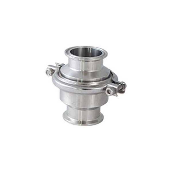 3A 2 Inch 3 Inch Sanitary Check Valve , Stainless Steel Check Valve SS304 SS316L