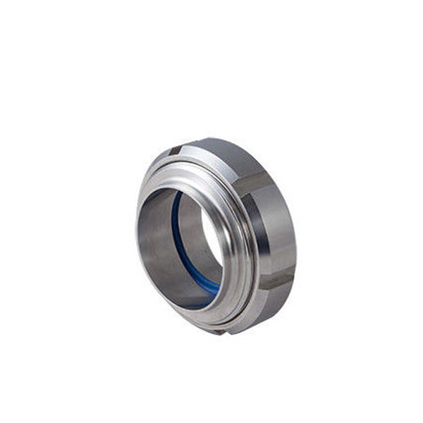 3A DIN SMS ISO IDF RJT Food Grade Sanitary Pipe Fittings Stainless Steel 304 Union